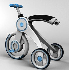 BABYOOM – Concept of Multi-Functional Pram