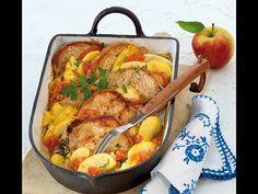 Kotlety s jablky - | Prostřeno.cz Turkey, Menu, Food, Menu Board Design, Turkey Country, Essen, Meals, Yemek, Eten