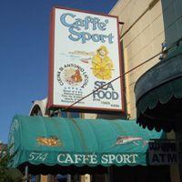 Caffe Sport, San Francisco CA