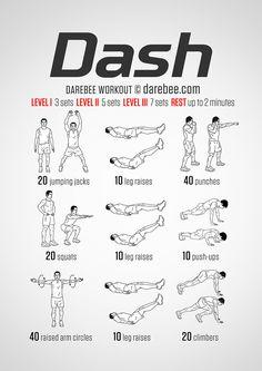 Dash Workout