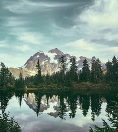 Reposting @alexandra.sage.sa: Picture perfect views  #model #views #landscapephotography #cloudyskies #trees #nature #reflection #mountain #lake #lovenature #mothernature #photography #naturephotography