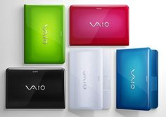 Sony Viao laptops