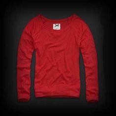 ギリーヒックス レディース Tシャツ Gilly Hicks LAKE HAVEN ニット Tシャツ-アバクロ 通販 ショップ-【I.T.SHOP】 #ITShop