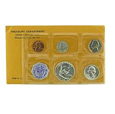 1955 Proof Set Proof Coins