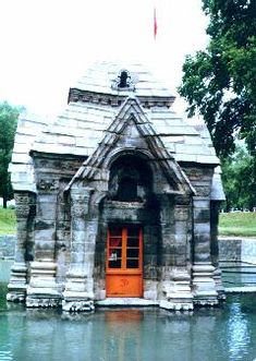 #Pandrathan temple,about 4 miles away from Srinagar,Kashmir,India