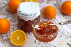 потрясающее варенье из апельсиновых корок «Завитушки»