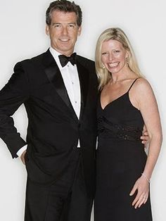 Pierce Brosnan's Daughter Dies From Ovarian Cancer