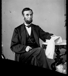 Abraham Lincoln August 1863
