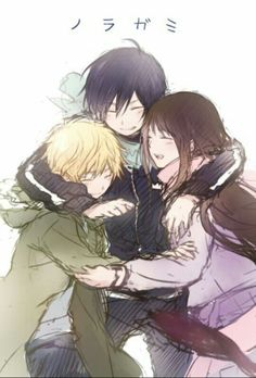 noragami yato e yukine e hiyori Noragami Anime, Noragami Bishamon, Yato And Hiyori, Fanarts Anime, Anime Characters, Noragami Characters, Me Anime, Anime Love, Manga Anime