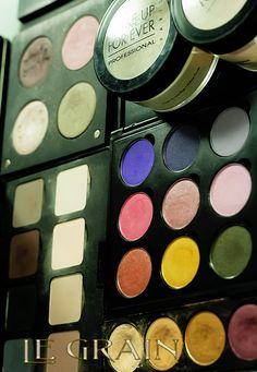 Cursos de maquiagem com os mais conceituados produtos profissionais!