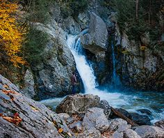 Beautiful Fall Pictures:Bash Bish Falls, Mt. Washington, MA