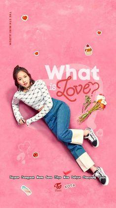"TWICE - 5th Mini Album ""What is Love?"" #Mina"