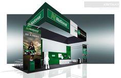 Enterprise Rent-A-Car – 20×50 Trade Show Booth Rental