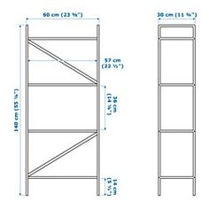 Dania brosna bookcase main room ideas pinterest for Ikea draget