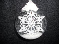 Shaker Snowflake ornament.