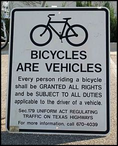 California Bicycle Accident Lawyer | www.RobertReevesLaw.com/traffic-accidents/bicycle-accidents.html  | Yes they are, and yes we are...