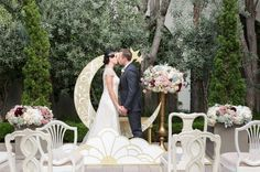 Art Deco Vintage Shoot at Vibiana Featured on The Perfect Palette. | Sweet Salvage Rentals