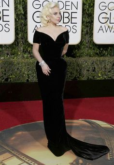 My top 10 favs from The Golden Globes red carpet 2016