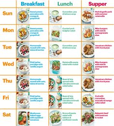 healthy_diet_plan_summer_2017_menu_chart.jpg (2149×2384)