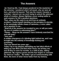 Creepypastas, the answers, scary stories, reincarnation, dark, fears, life, death