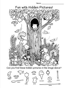 15 Hidden Picture Worksheet Page Easy and Hard Hidden Worksheet Pintable The kids can enjoy Number Worksheets, Math Worksheets, Alphabet Worksheets, Colo. Hidden Object Puzzles, Hidden Picture Puzzles, Highlights Hidden Pictures, Hidden Pictures Printables, Coloring Books, Coloring Pages, Hidden Images, Activity Sheets, Art Plastique