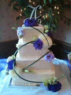 Wedding Cakes By Tiers Of JoyWedding These Beautiful Flowers Were Provided Alies In Carson City Nevada The FLAVORS SOUND AMAZING