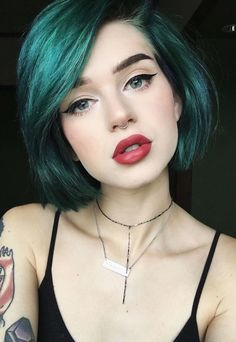 Looking to give your hair an edge? Then check out these 35 edgy hair color ideas