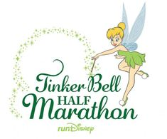 tinkerbell half marathon images - Google Search