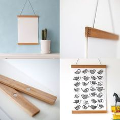 I've just found Wooden Picture Hanging Frame. This handmade wooden picture hanging frame is a stylish way of displaying your favourite prints and pictures. Magnetic Picture Frames, Hanging Picture Frames, Wooden Picture Frames, Picture Hangers, Hanging Pictures, Frames On Wall, Diy Picture Frame, Wood Frames, Wooden Diy