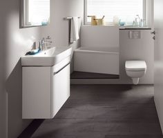 1000+ images about Bad on Pinterest  Duravit, Bathroom ...