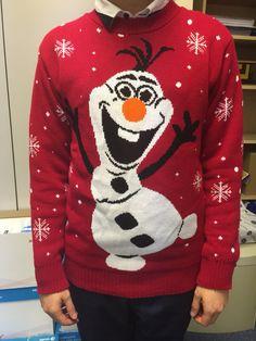 Do you want to build a snowman? Christmas Jumpers, Christmas Sweaters, Build A Snowman, Fashion, Xmas, Clothing, Make A Snowman, Moda, Fashion Styles