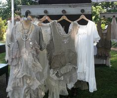 Dresses seen on The Vintage Nest, from http://www.magnoliapearl.com/