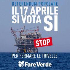 """Maurizio Corte su Twitter: """"@renzinews Grossi: """"Al referendum su trivelle si deve votare.Fa parte della carta d'identità del buon…"""