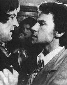 "Harvey Keitel in ""Mean Streets"" (1973). COUNTRY: United States. DIRECTOR: Martin Scorsese."