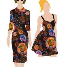 Catalin Popa Summer Dresses, Store, Fashion, Moda, Summer Sundresses, Fashion Styles, Larger, Fashion Illustrations, Summer Clothing