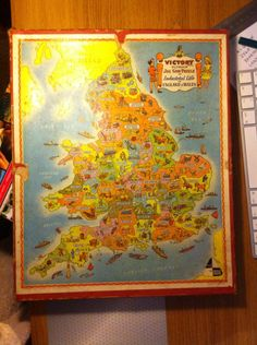 Got this jigsaw in the early 70s. Check out who selected it! It wasn't cheap either via @AnneQuinton