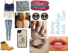 """""""Going BackStage With Niall"""" by ashleyassanah ❤ liked on Polyvore"""