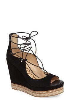 8a899b162bdf Harriet Wedge (Women) by Sam Edelman on  nordstrom rack Wedge Sandals