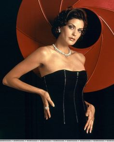 Teri Hatcher - photo still for Tomorrow Never Dies