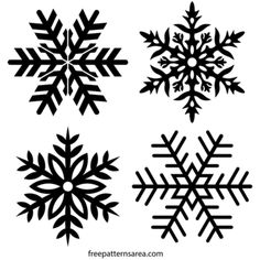 This time we will share with you several stencils printable templates with various designs. Snowflake Stencil, Snowflake Images, Snowflakes Art, Snowflake Template, Snowflake Designs, Snowflake Pattern, Ornament Template, Wood Ornaments, Snowflake Ornaments