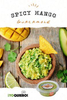 Mango Recipes, Avocado Recipes, Veggie Recipes, Summer Recipes, Mexican Food Recipes, Appetizer Recipes, Vegetarian Recipes, Cooking Recipes, Healthy Recipes