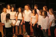 Pocklington School House Music Festival  - Students performed for two nights in a variety of styles.