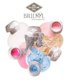 Bridal Collection 2014 Bio Sculpture Nails, Mani Pedi, Nail Tech, Wedding Nails, Evo, Bridal Collection, Salons, Collections, Skin Care