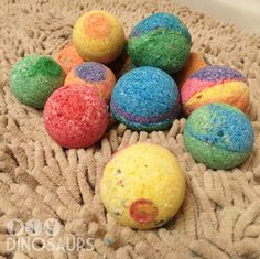 The same routine gets boring every night, spruce it up with something the whole family will love! Two kid-safe bath bomb recipes & 8+ hidden surprise ideas!
