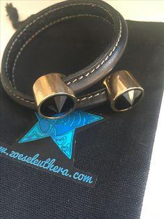 Neue Farbkombination ❤️ #zoeseleuthera #Silber935 # Unikatschmuck #Ringe #Ohrringe #handgefertigt#handmadejewelry
