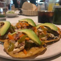 Tostadas de pulpo en escabeche #food #foodporn #seafood #condesa #mexico #livingthedream