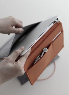 Felt Case For iPad And Macbook Air