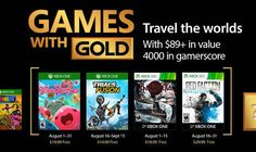 Xbox Games with Gold August 2017 - YoComedy Gaming - #XBOX #Microsoft #XboxOne #Xbox360 #XboxGamesWithGold #YoComedyGaming