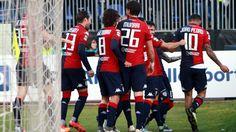 Cagliari er vintermester i Serie B