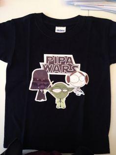 Pipa wars t-shirt